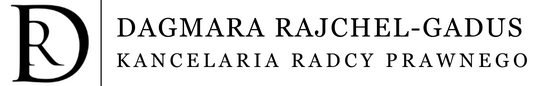 Radca prawny - Dagmara Rajchel